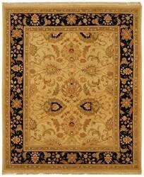 Safavieh Sumak SUM419A Light Gold / Black Area Rug