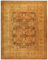 Safavieh Taj Mahal TJM107B Light Brown / Beige Area Rug
