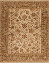Samad Sovereign Catherine Ivory - Fern Area Rug