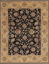 Samad Sovereign Catherine Black - Gold Area Rug