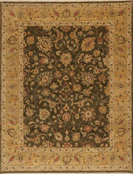 Samad Sovereign Elizabeth Olive - Gold Area Rug