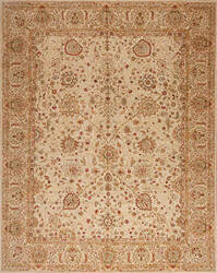 Samad Empire Raleigh Ivory - Ivory Area Rug