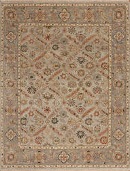 Samad Sovereign Empress Sterling - Pewter Area Rug