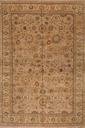Samad Passions Purpose Camel - Gold Area Rug