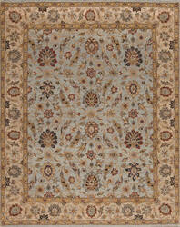 Samad Sovereign Tara Baby Blue - Ivory Area Rug