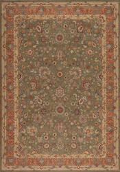 Samad Cote D'azure Toulon Apple - Cinnamon Area Rug