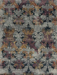 Samad Tres Jolie Collette Blue - Gold Area Rug