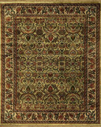 Samad British Raj 2000 Regal Sage - Ivory Area Rug