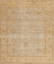 Samad Notting Hill Blenheim Platinum - Gold Area Rug