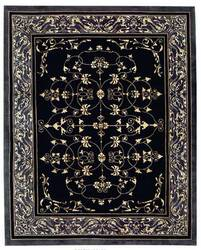 Samad Presidential Buchanan Black Area Rug