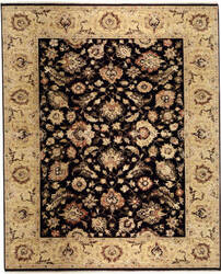 Samad Sovereign Catherine Black/Gold Area Rug