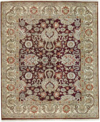 Samad Sovereign Charlemagne Chocolate/Ivory Area Rug