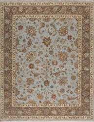 Samad Sovereign Elizabeth Baby Blue/Mushroom Area Rug