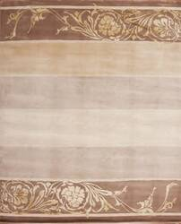 Samad Presidential Jefferson Taupe Area Rug