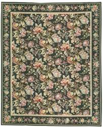 Samad Highland Needleworks Lamont Green Area Rug