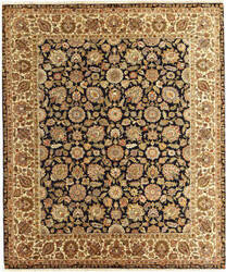Samad Passions Liberty Black - Gold Area Rug