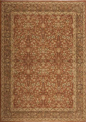 Samad International Reserve Pluto Rust - Brown Area Rug