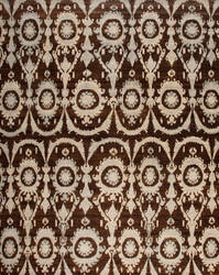 Samad Jazz Rich Chocolate Area Rug