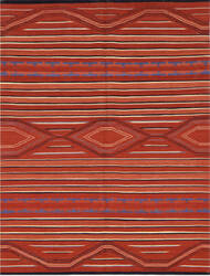 Samad Navajo TS-13 Red Area Rug