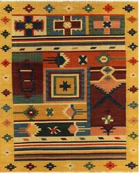 Samad Sunrise Wind Sand Area Rug