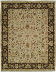 Shalom Brothers Royal Zeigler Rzm-Sl6 Sage/Black Area Rug