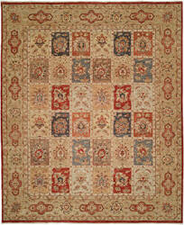 Shalom Brothers Royal Zeigler Rzm-Sl205 Multi Panel Area Rug