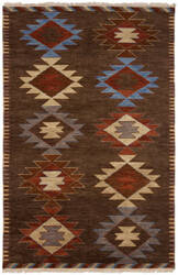 Shalom Brothers Tucson Tu-68 Brown Area Rug