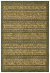 Shaw Tommy Bahama Home-Nylon Beachside Stripe Ocean 22600 Area Rug