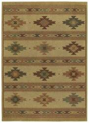 Shaw Origins Painted Desert Sand 11100 Area Rug