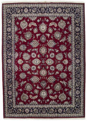 Solo Rugs Kashan 177073  Area Rug