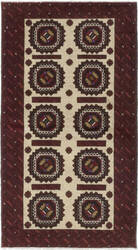 Solo Rugs Balouch M1000-17501  Area Rug