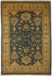 Solo Rugs Ottoman 177634  Area Rug