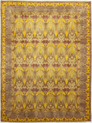 Solo Rugs Arts And Crafts  9'1'' x 12'2'' Rug