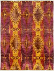 Solo Rugs Ikat M1620-288  Area Rug