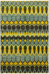 Solo Rugs Ikat M1620-295  Area Rug