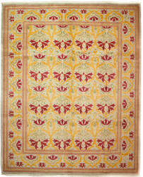Solo Rugs Arts And Crafts 176226  Area Rug