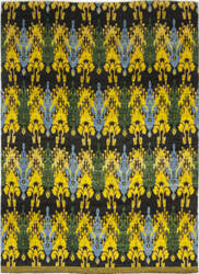Solo Rugs Ikat M1662-2  Area Rug