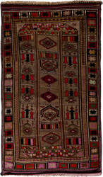 Solo Rugs Tribal 178547  Area Rug