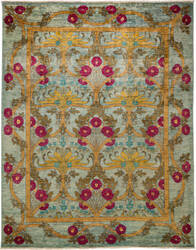 Solo Rugs Arts And Crafts 176293  Area Rug