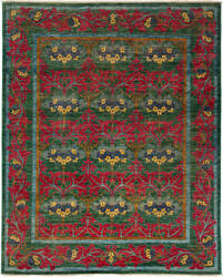 Solo Rugs Arts And Crafts 176316  Area Rug