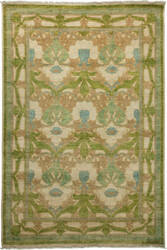 Solo Rugs Arts And Crafts 176323  Area Rug