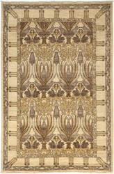 Solo Rugs Arts And Crafts 176327  Area Rug