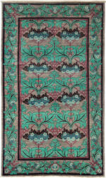 Solo Rugs Arts And Crafts 176329  Area Rug