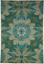 Solo Rugs Eclectic 176675  Area Rug
