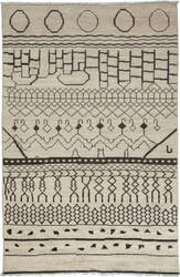 Solo Rugs Moroccan 177501  Area Rug