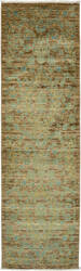 Solo Rugs Suzani  3'x9'10'' Runner Rug