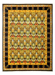 Solo Rugs Arts And Crafts 176369  Area Rug