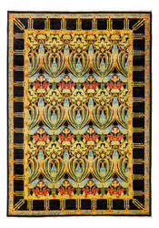 Solo Rugs Arts And Crafts 176381  Area Rug
