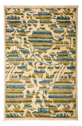 Solo Rugs Arts And Crafts  4'2'' x 6'2'' Rug