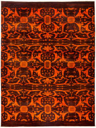 Solo Rugs Vibrance  9' x 12' Rug